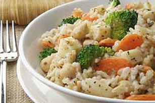 Mozzarella & Rice Salad Image 1