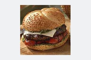 Mozzarella-Mushroom Melts Image 1