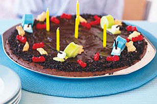 Brownie Mud Puddle Cake Image 1