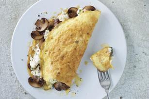 Mushroom Omelette Image 1