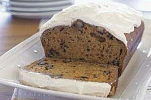 Pan de calabaza y nueces de la abuela