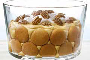 Pumpkin Mousse Trifle Image 1