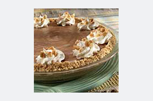 Chocolate-Marshmallow Cream Pie