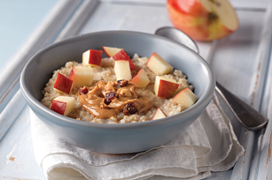 Fruity Peanut Butter Oatmeal Image 1
