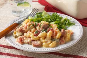 Nacho Macaroni & Cheese Casserole Image 1