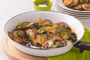 Nacho-Style Skillet Potatoes Image 1