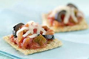 Nacho-Style Crackers
