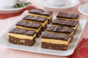 nanaimo bars are the classic canadian hand held dessert whip up a ...