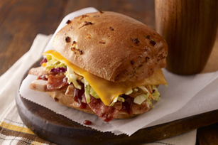 Chipotle BBQ Chicken Sandwiches Image 1