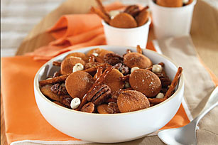Cookie & Cinnamon Snack Mix