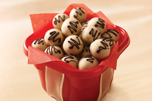 Tiramisu Cookie Balls