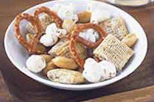 No-Bake Classic Snack Mix