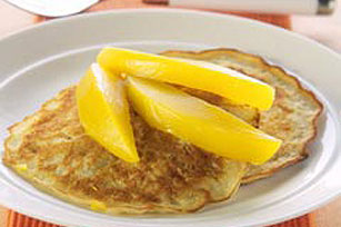 Nutty Banana Pancakes Recipe Image 1