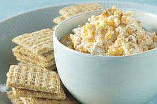 Nutty Cheese Crock Image 1