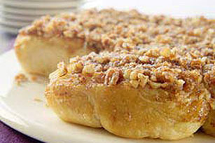 Nutty Cinnamon Sticky Buns Image 1