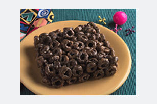 Cereal Caramel Bars Image 1
