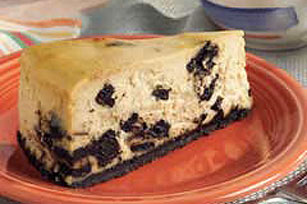 OREO Peanut Butter Cheesecake