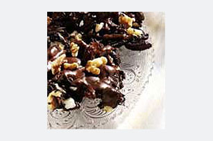 OREO® Walnut 'n Raisin Bark Image 1