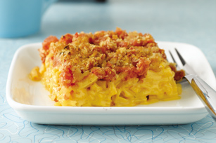 Old-Fashioned Baked Mac & Cheese Image 1