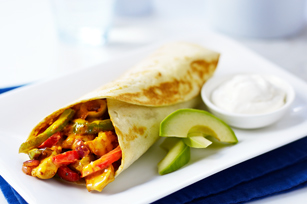 Ole Ole Chicken & Cheese Fajitas Image 1