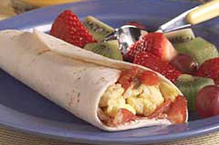 Ole' Breakfast Roll-Up Image 1
