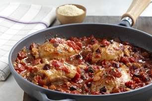 Olive-Braised Chicken