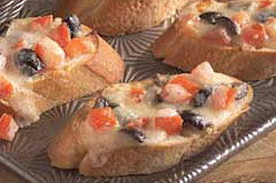 Olive & Cheese Appetizers
