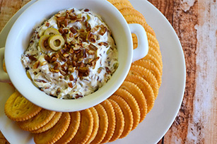 Olive Pecan Spread Recipe