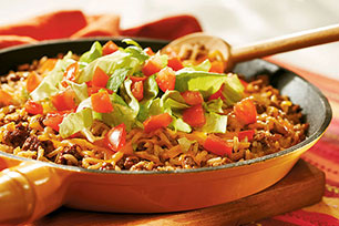 One-Pan Taco Dinner Image 1