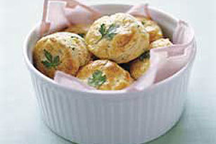 One-Bowl Cheddar Biscuits