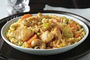 One Pot Curry & Rice Image 1