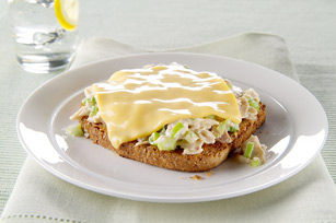 Open-Face Tuna Melts Image 1