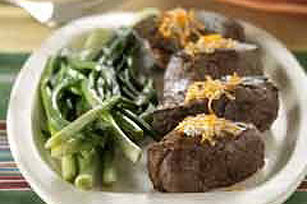 Orange-Cumin Steaks