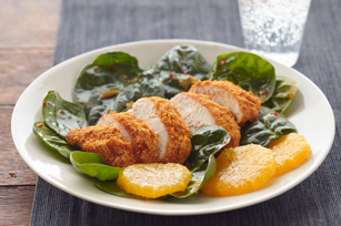 Orange-Glazed Chicken Image 1