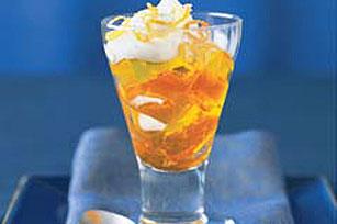 Parfait JELL-O de naranja y limón Image 1