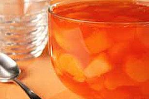 Gelatina de naranja y piña Image 1
