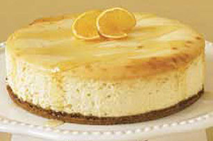 Orange-Honey Cheesecake Image 1