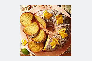 Orange-Poppy Seed Cake Image 1