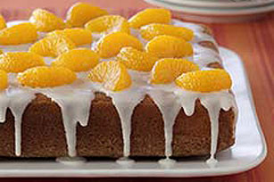 Orange Pound Cake Image 1