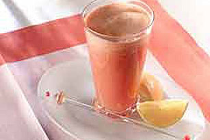 Orangey Strawberry Drink Image 1