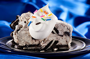 OREO Birthday Ice Cream Pie