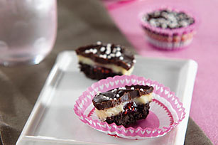 Chocolate-Raspberry Truffle Cups