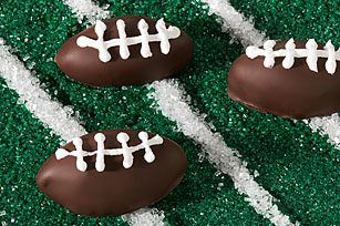 OREO Football Cookie Balls