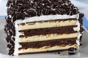 OREO & Ice Cream Sandwich Cake