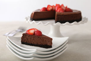 Our Best Chocolate Cheesecake