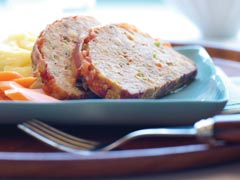 Our Favorite Pork Meatloaf