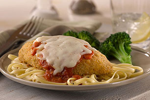 Oven-Baked Chicken Parmesan Image 1