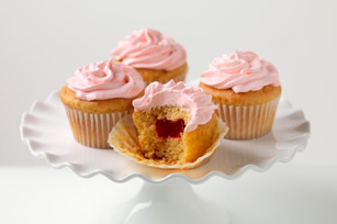 Reveal Cake and Cupcake Recipes