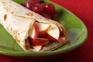 PB and Apple Wrap Image 1