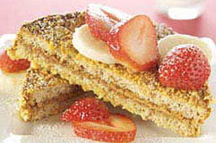 PB & J French Toast Image 1